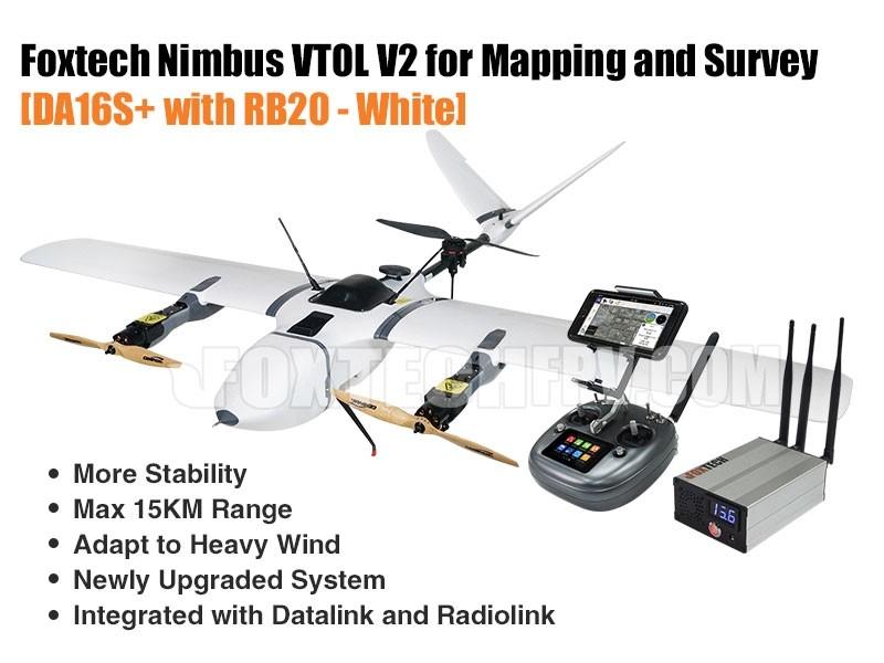 Foxtech Nimbus VTOL V2
